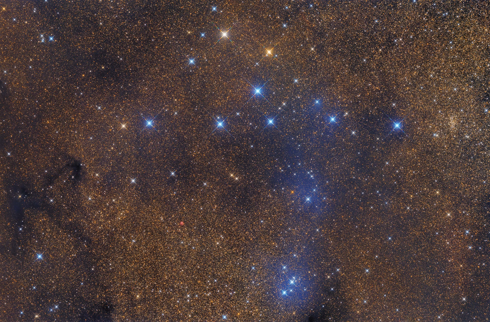 Insight Investment Astronomy Photographer of the Year 2019   Stars and Nebulae: An Ocean of Stars by Thomas Henne
