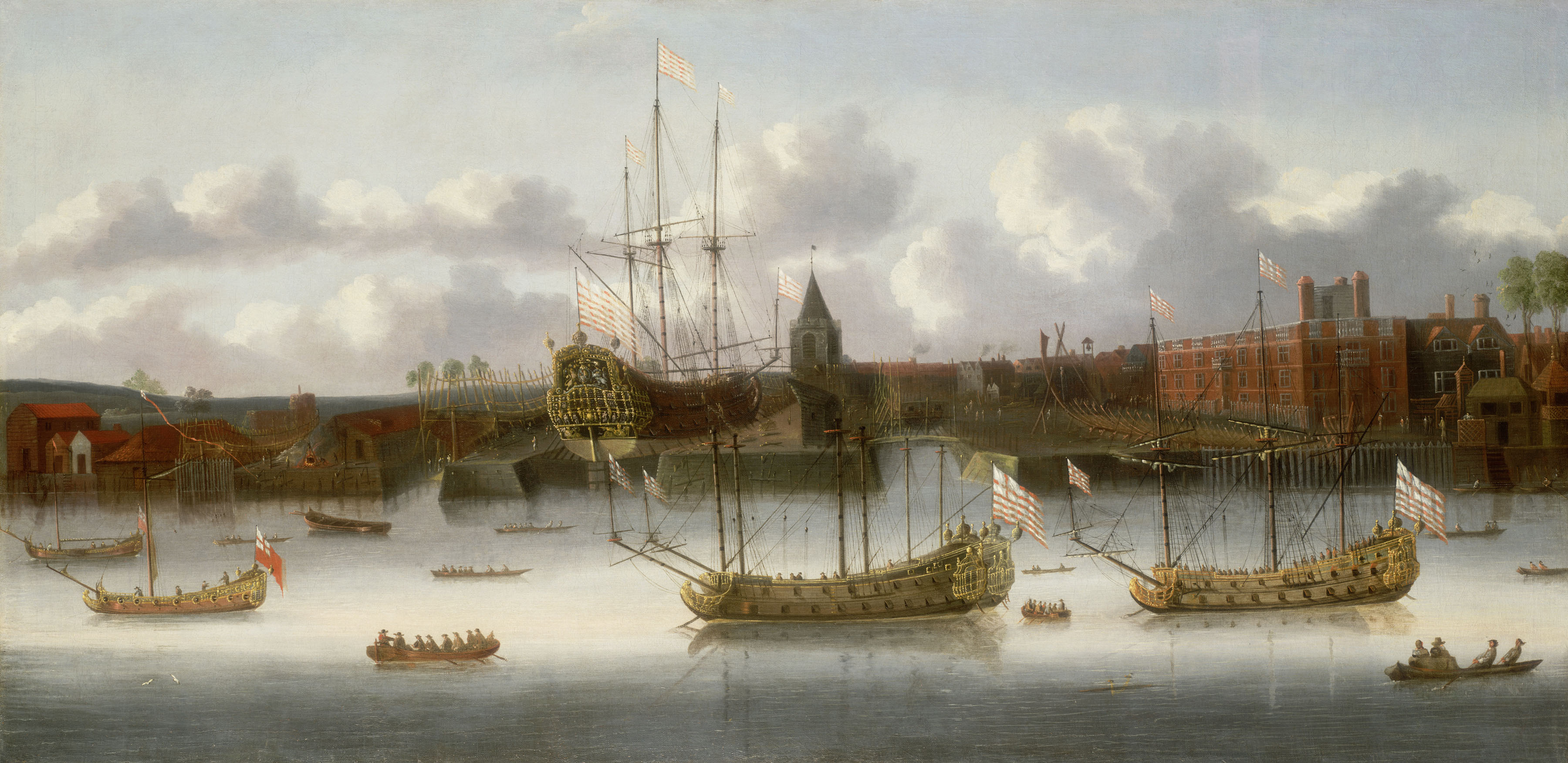Shipping Gallery Russian