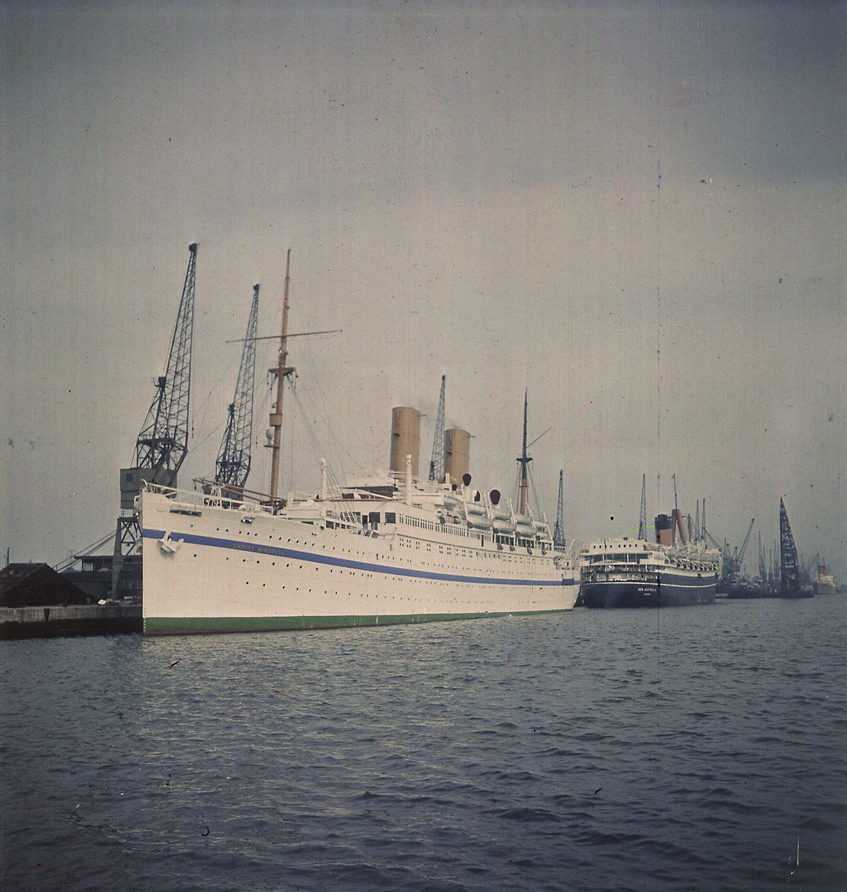 Image of the Empire Windrush
