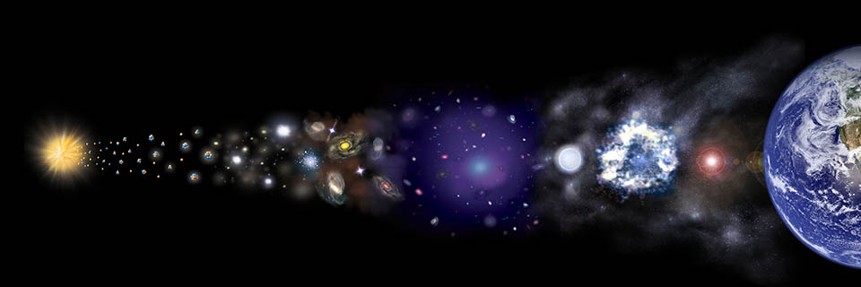 Image of Evolution of the Universe