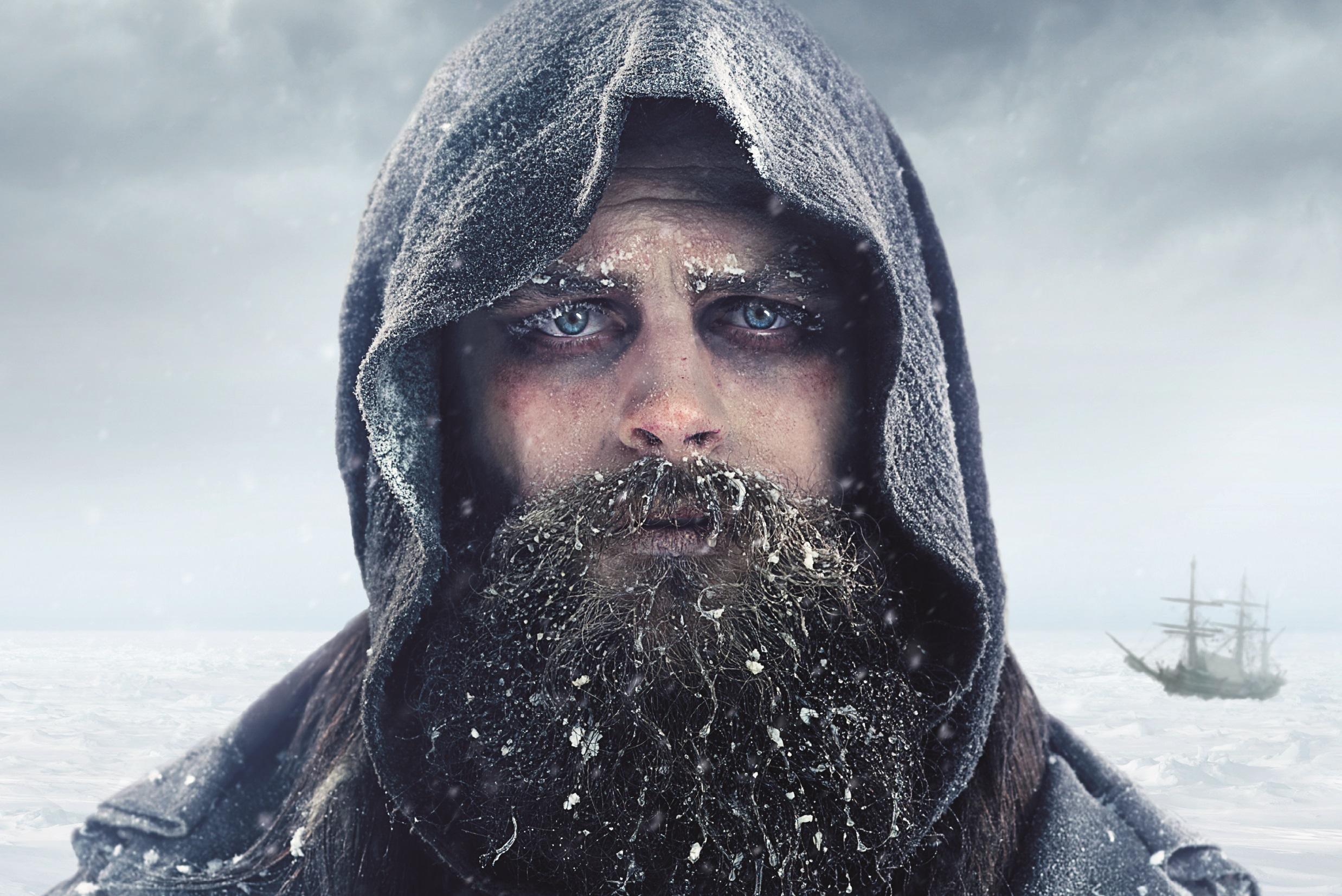 In Amundsen lost his