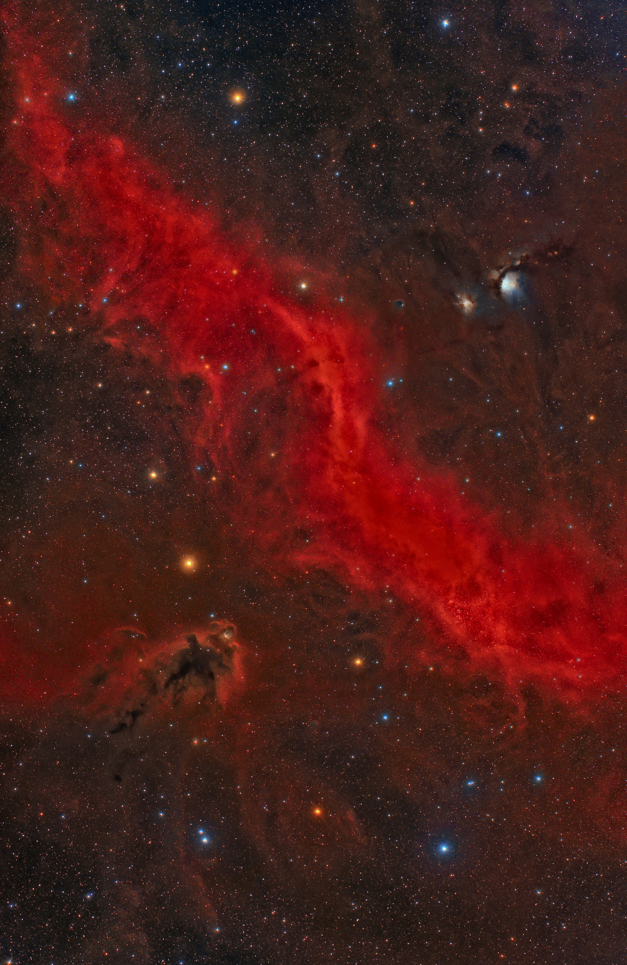 Insight Investment Astronomy Photographer of the Year 2019 | Stars and Nebulae: Galactic Artery by Raul Villaverde Fraile
