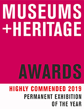 Highly Commended - Museums and Heritage Awards