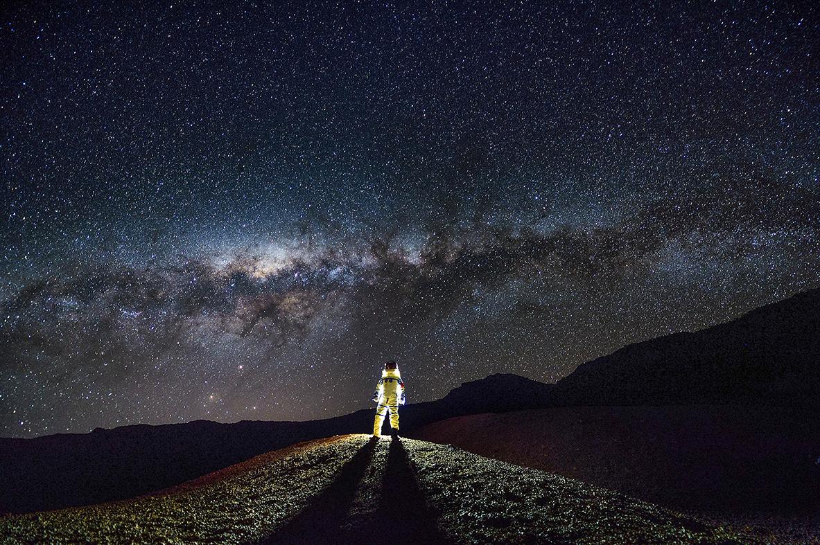 Interstellar travel © fu dingyan