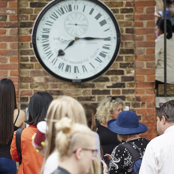 Shepherd Gate Clock