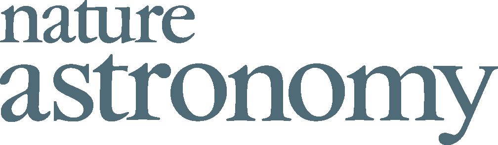 Nature Astronomy logo