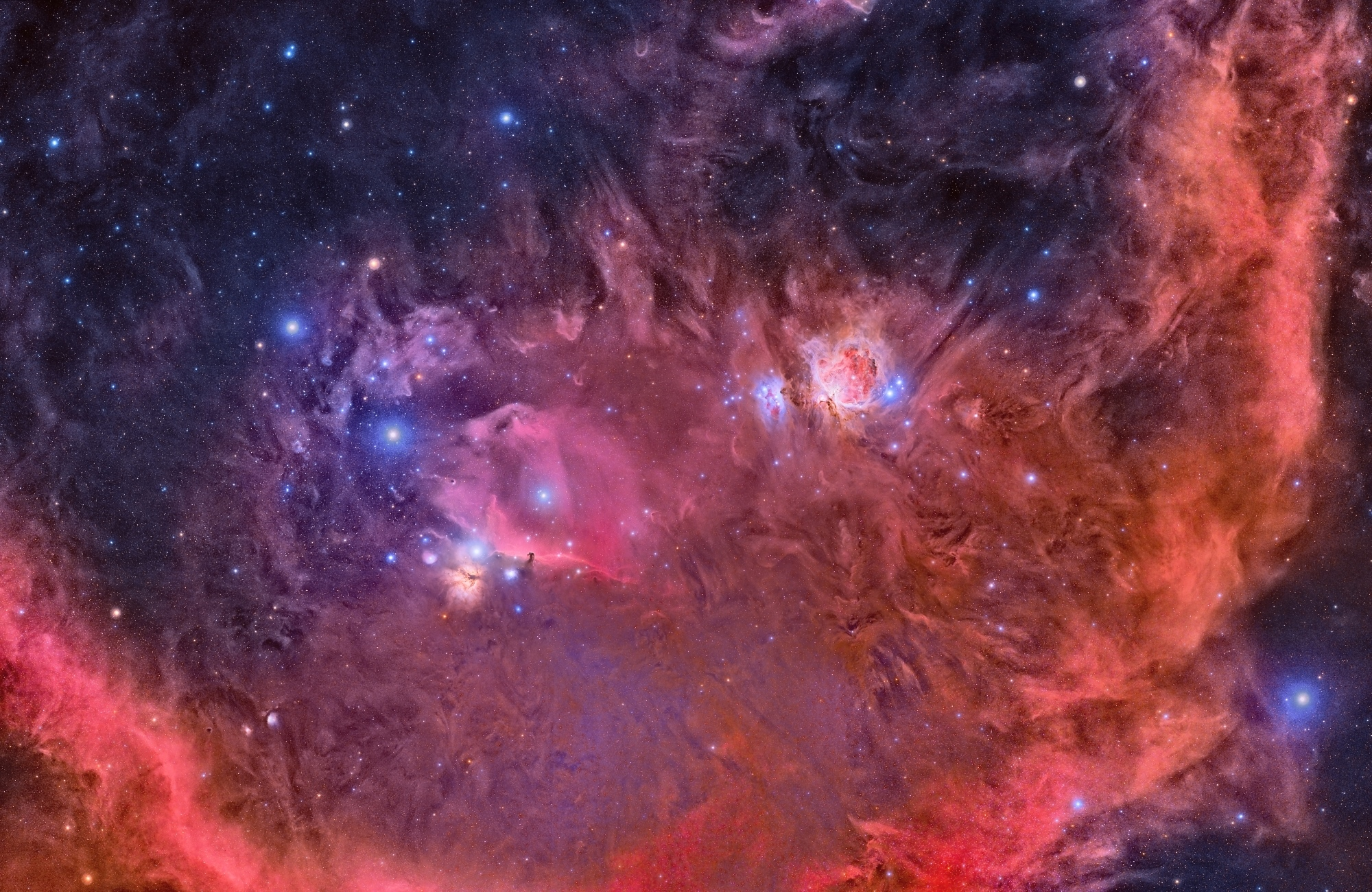 Orion by Raul Villaverde Fraile | Insight Investment Astronomy Photographer of the Year 2019 | Stars and Nebulae