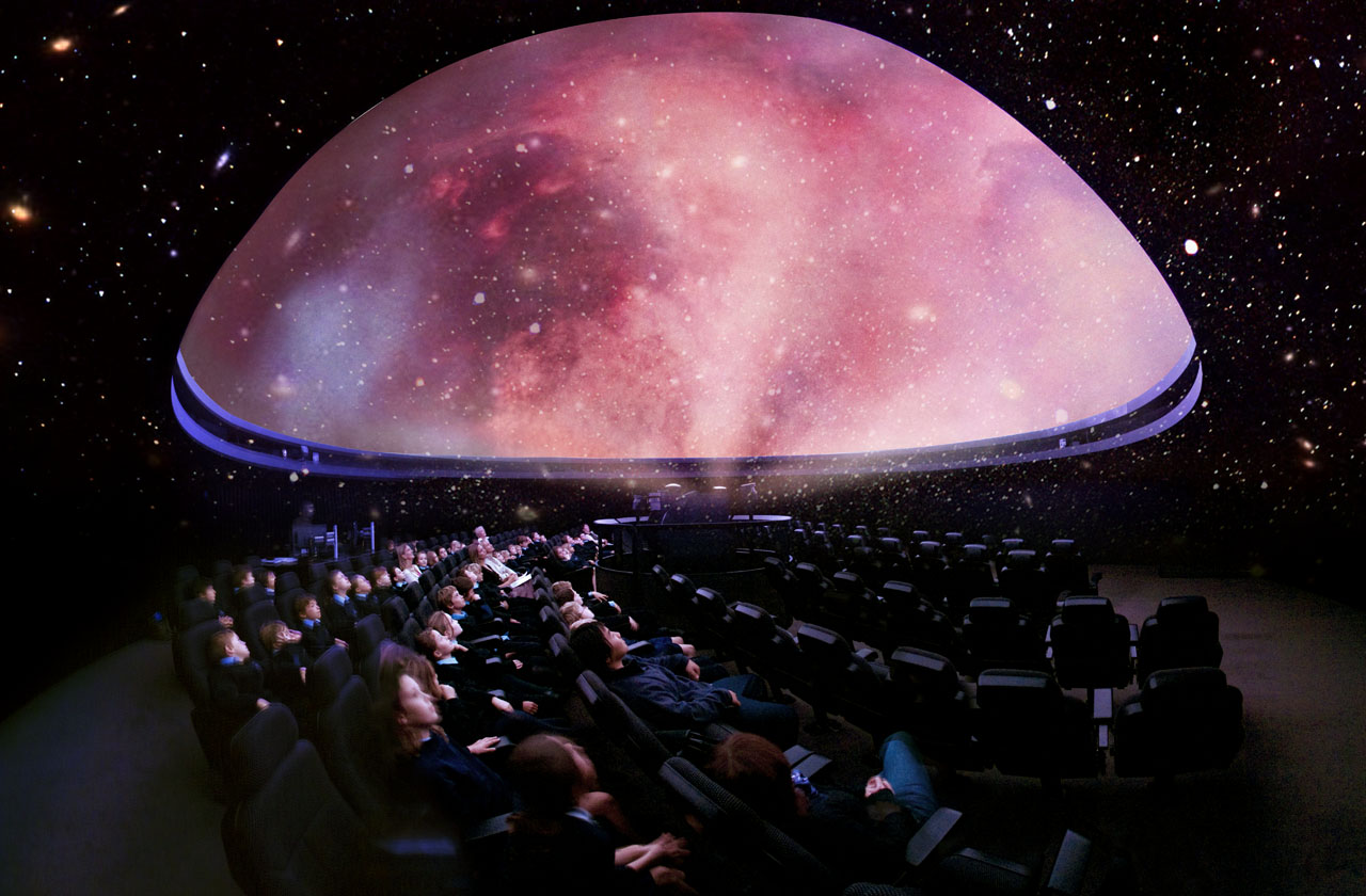 whats on at the peter harrison planetarium royal