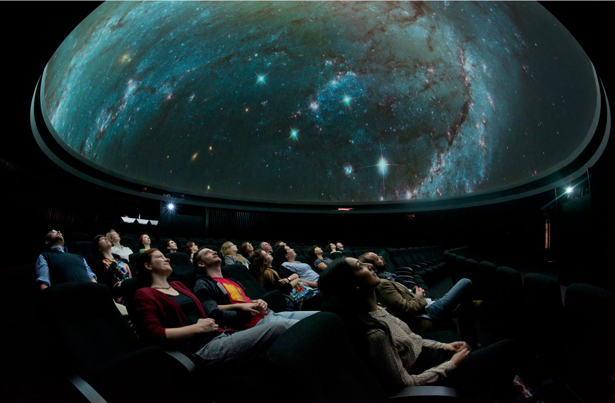 planetarium visit Visit the creation museum planetarium planetarium shows play on the hour and half hour the run time for each show is 23 minutes separate timed tickets are required.