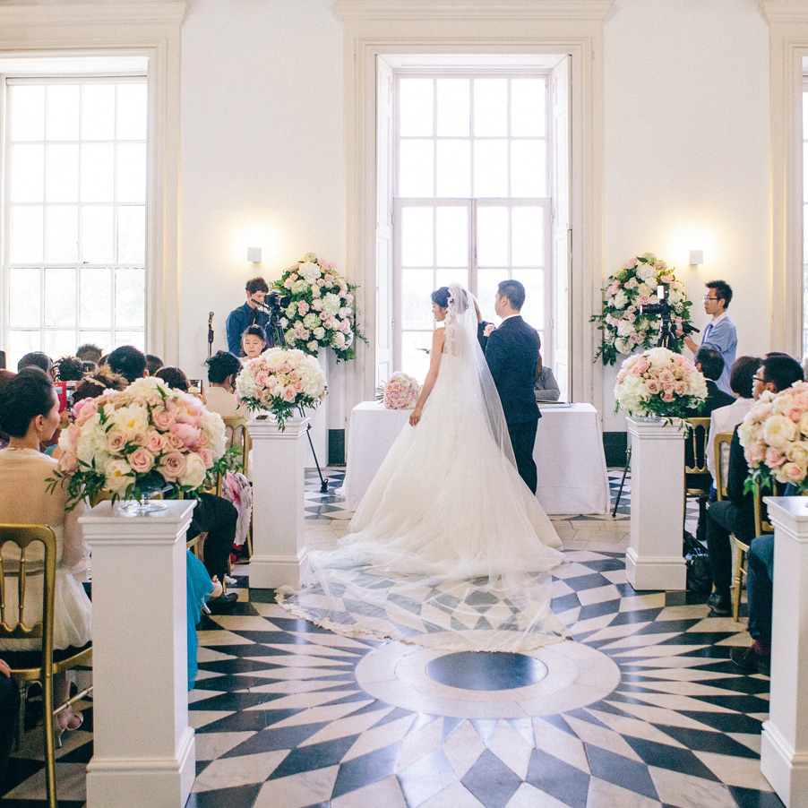 Wedding Videos: Weddings: Queen's House Greenwich