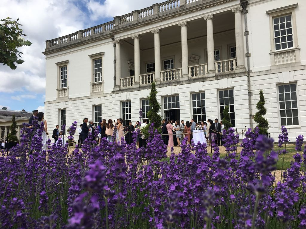 Wedding Receptions at the Queens House