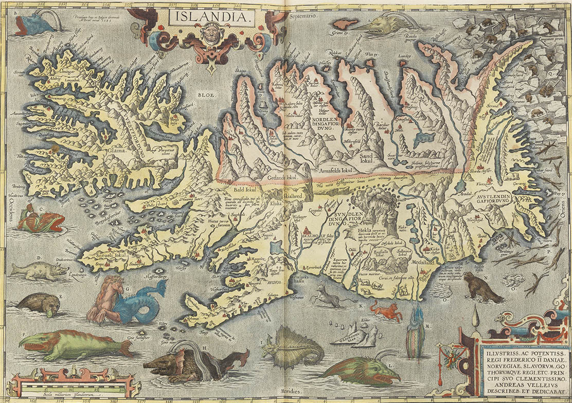 Can you spot all the sea monsters in this 16th Century map ... Identifying World Map Iceland on lesotho world map, india world map, british isles world map, western samoa world map, japan world map, panama world map, indonesia world map, guam world map, ceylon world map, cape verde world map, ireland world map, sri lanka world map, kazakhstan world map, austria world map, scotland world map, haiti world map, south korea world map, antartica world map, germany world map, norway world map,