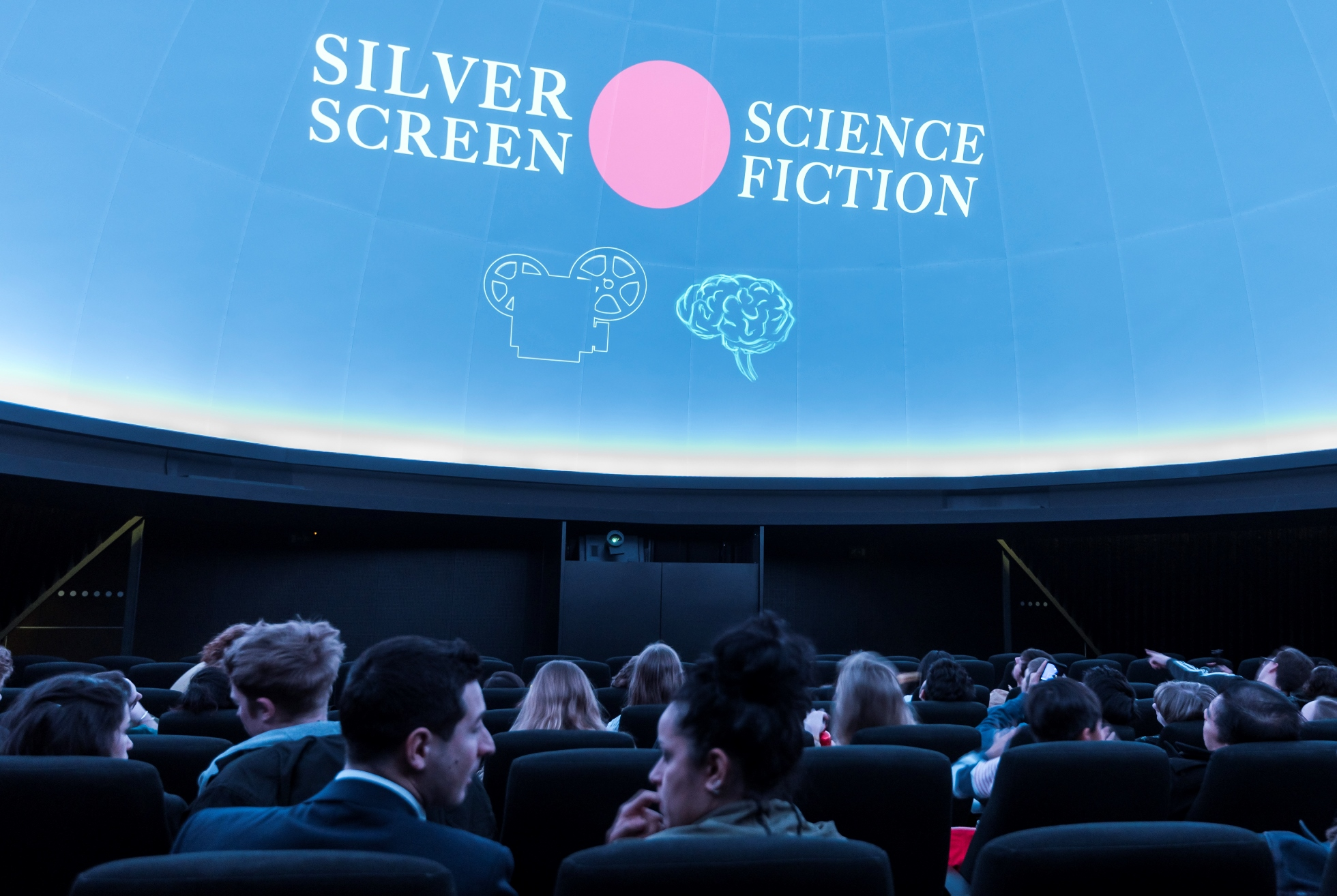 Science fiction movie screenings at Royal Observatory