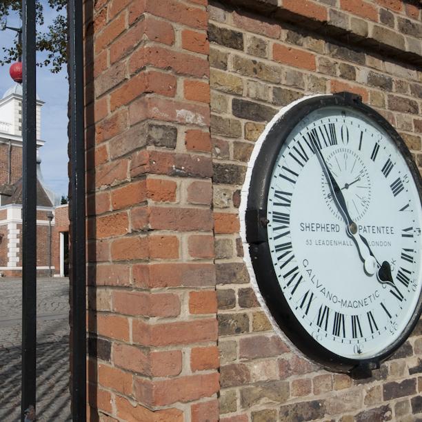 Shepherd master clock