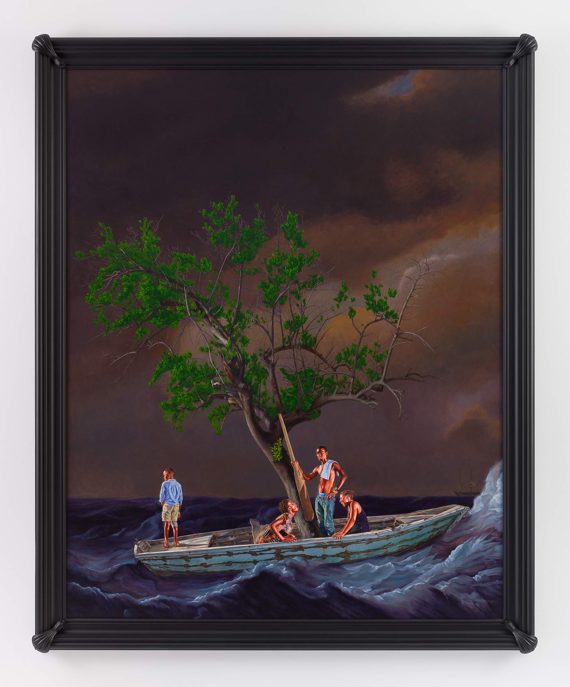 Image of Ship of Fools © Kehinde Wiley