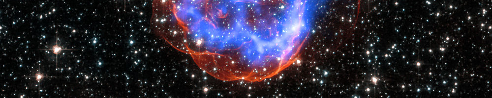 Radio Waves from Massive Stars, a Think Space talk by Holly Andrews