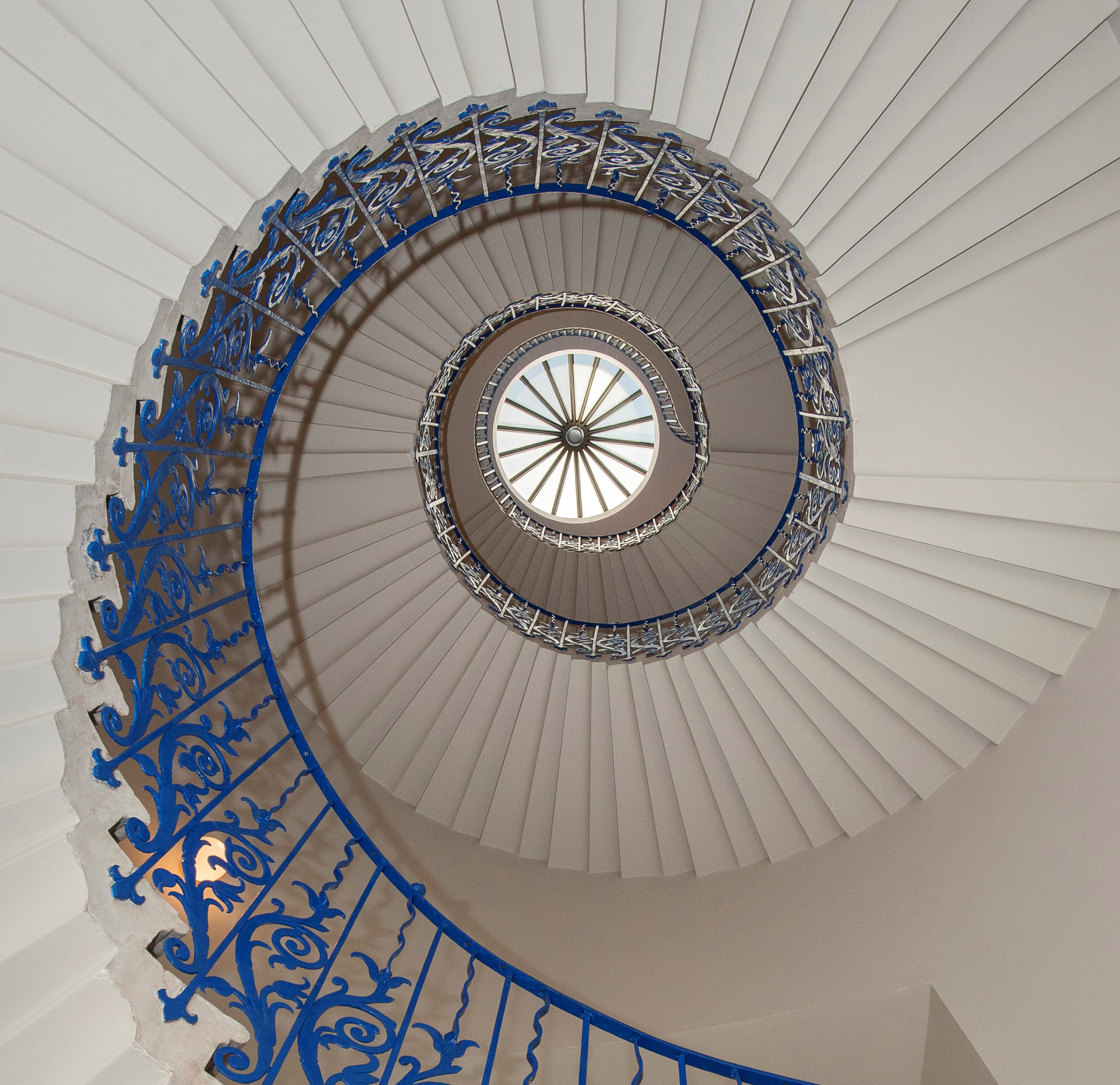 the tulip stairs