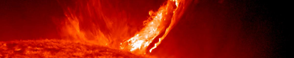 Coronal Mass Ejection - a Think Space lecture by Ryan French