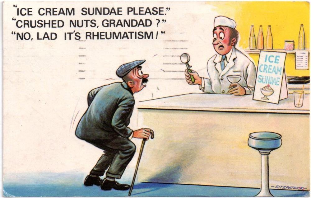 Image of funny postcard