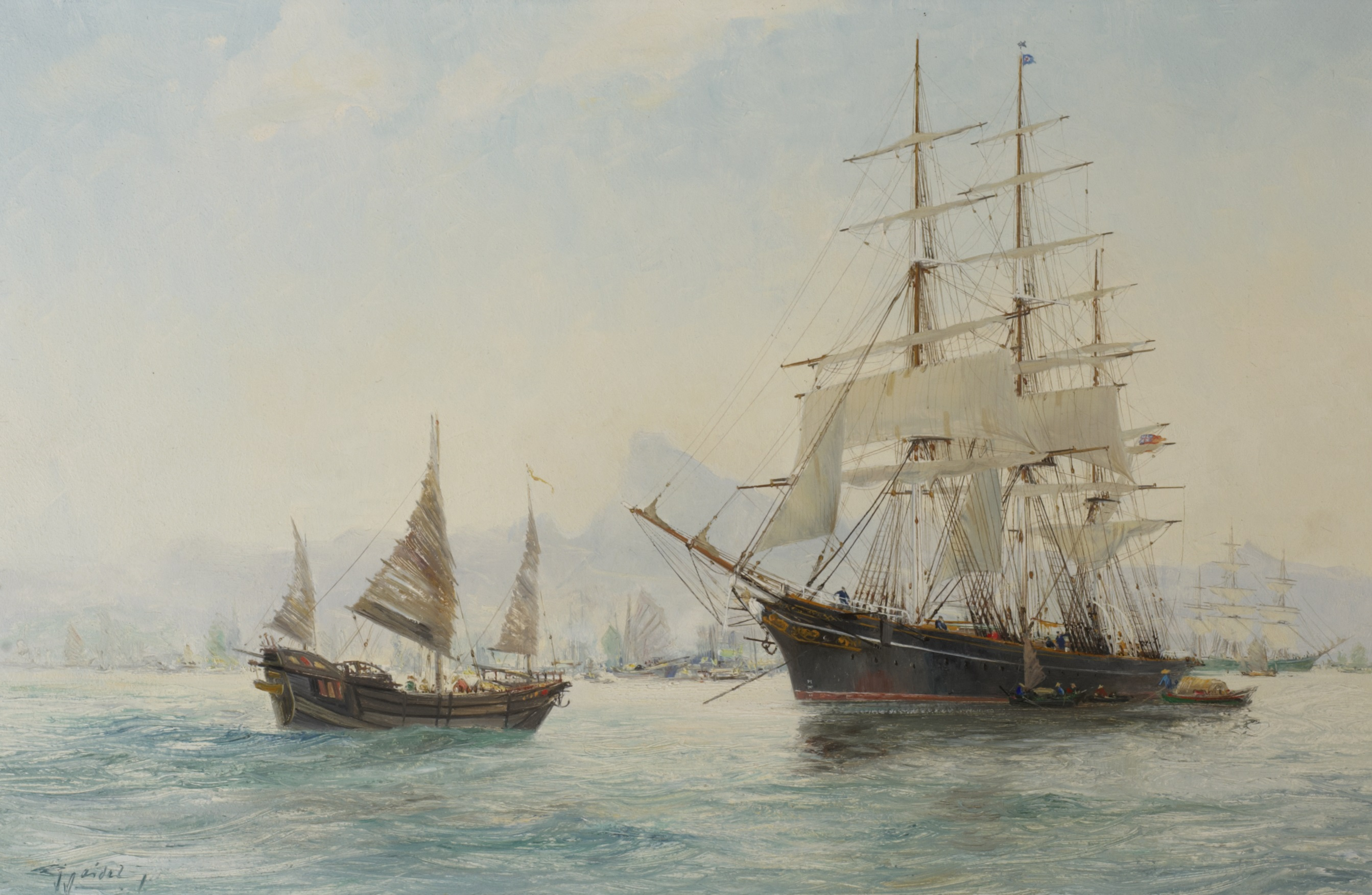 Cutty Sark in China | Royal Museums Greenwich Blog