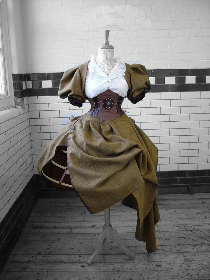 Guest post: Dressing up Steampunk Style! | Royal Museums ...