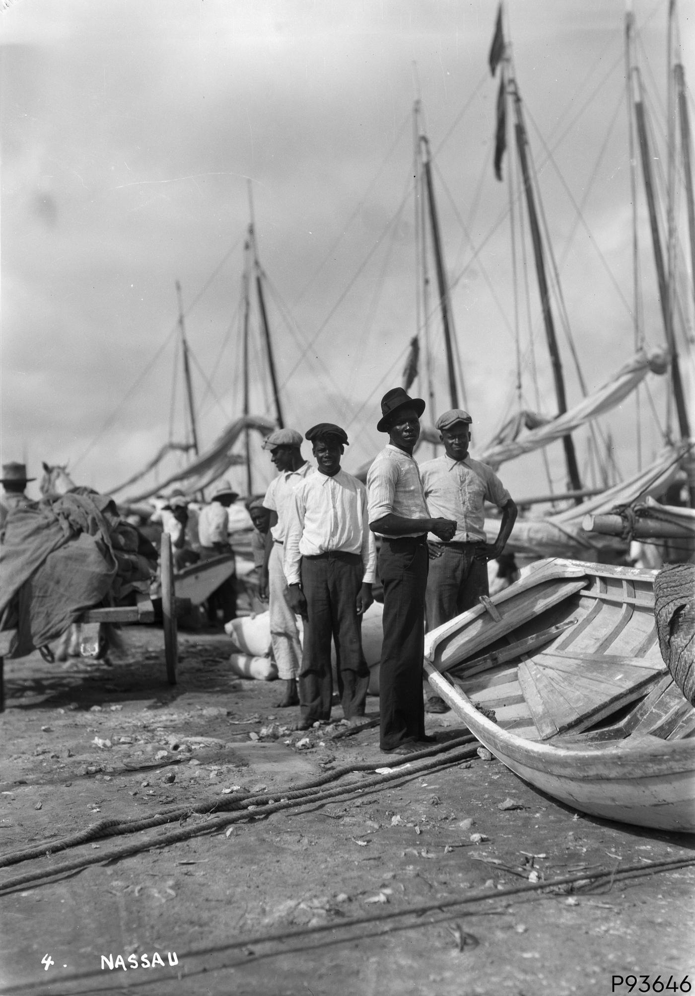 An image showing 'Nassau, Bahamas'