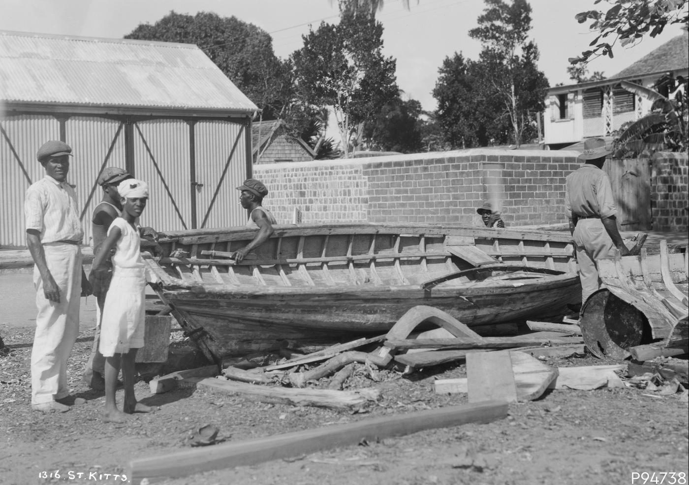 An image showing 'St. Kitts, West Indies'