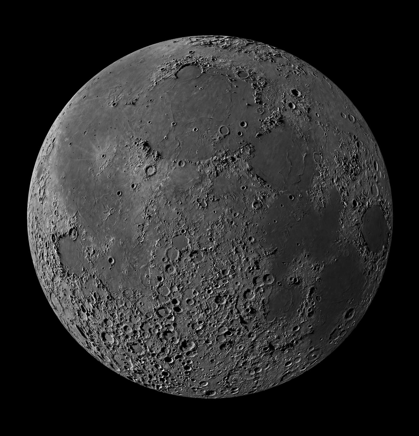 An image showing 'The Impossible Moon'