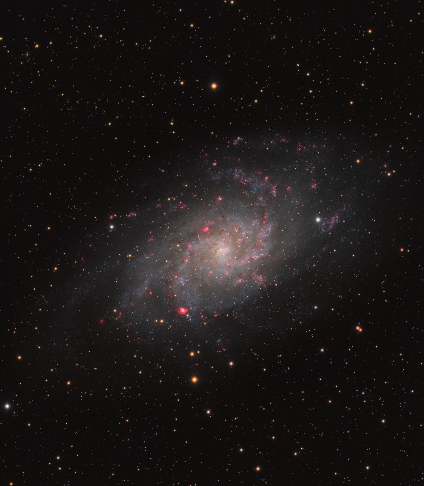 An image showing 'Our Galactic Neighborhood '