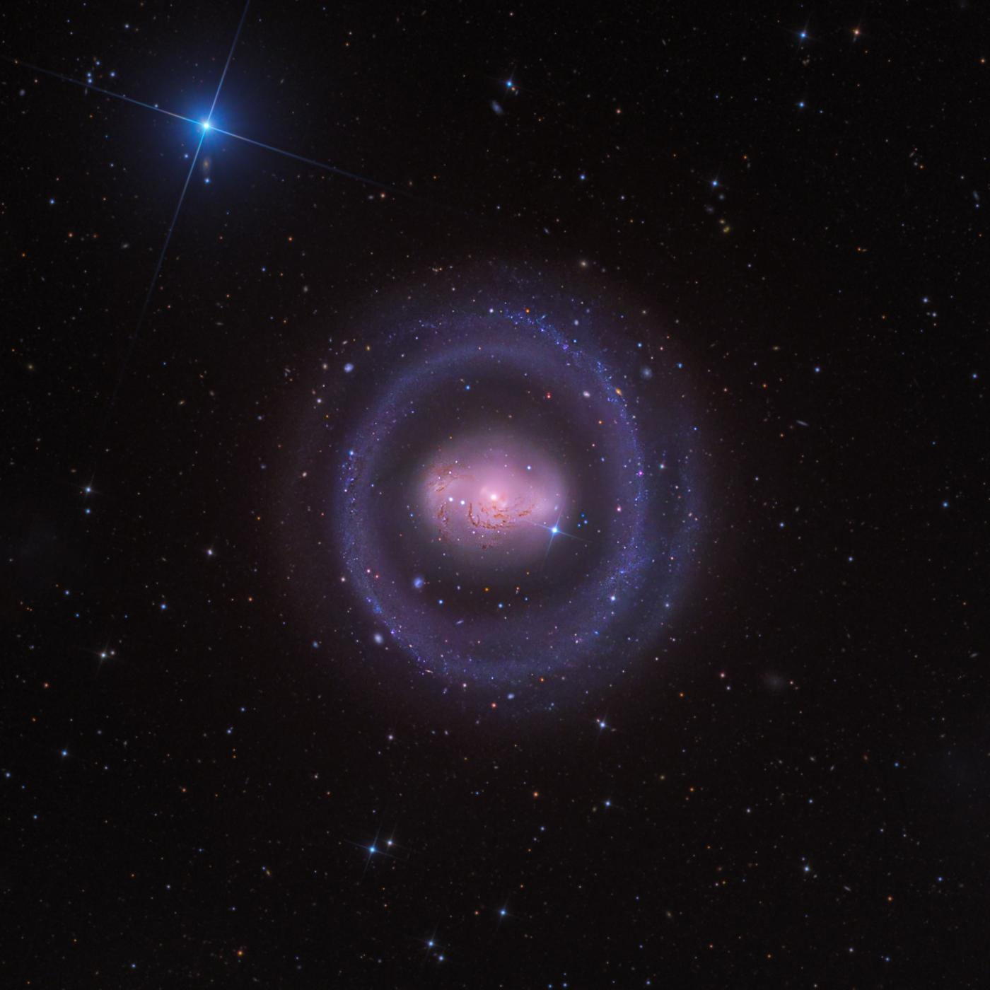 An image showing 'NGC 1291'