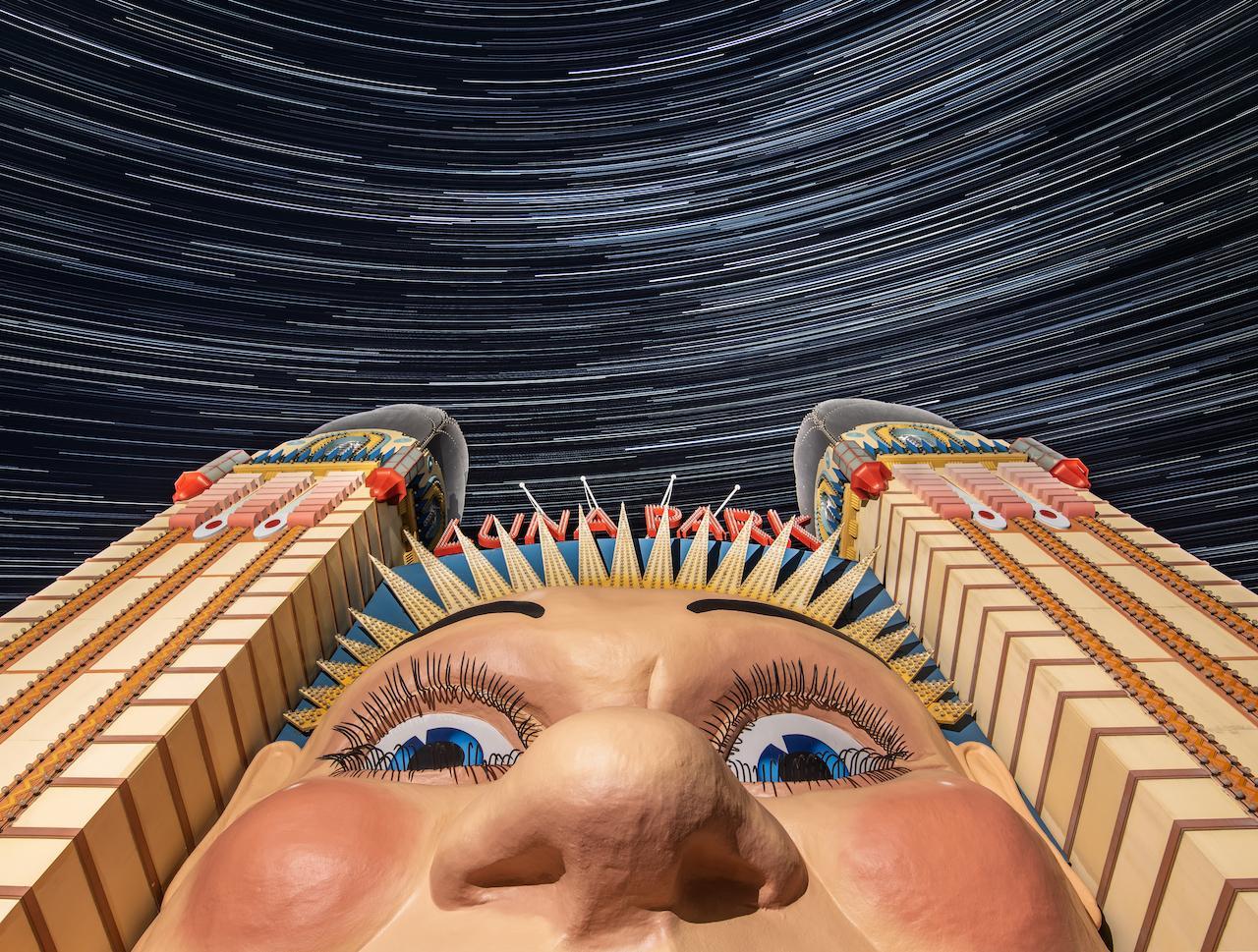 An image showing 'Luna Park'