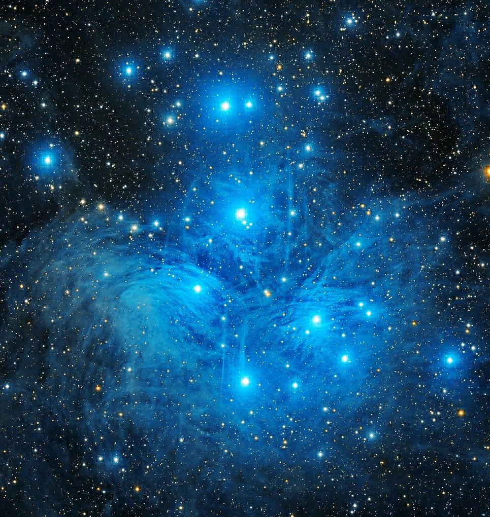 An image showing 'Pleiades Sisters'