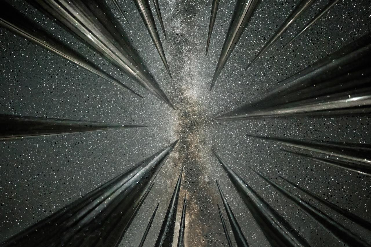 An image showing 'Star Fall'