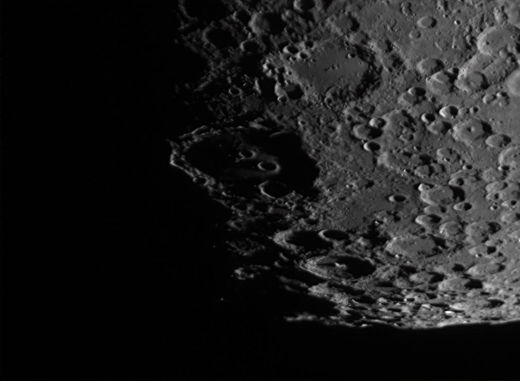 An image showing 'The Eyes of Clavius'