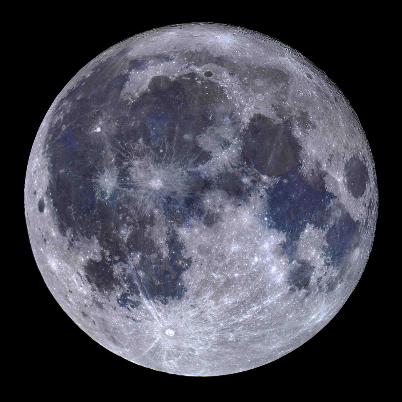 An image showing 'A Titanium Moon'