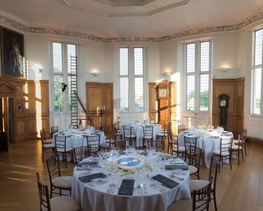 An image showing 'Octagon Room at Royal Observatory Greenwich'