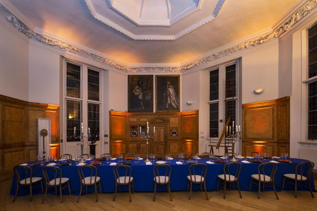 An image showing 'Octagon Room - Flamsteed House'
