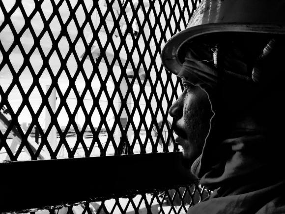 An image showing 'The Prisoner of Covid 19 By Anoop Kumar Vaswani'
