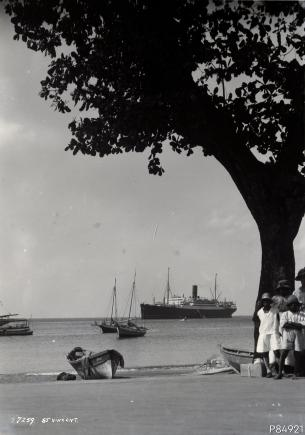 An image showing 'Kingstown, St. Vincent and Grenadines'