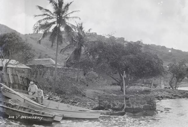 An image showing 'Saint Barthelemy, West Indies'