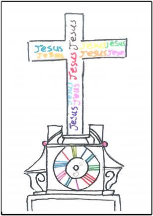 An image showing 'Jesus'