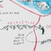 A thumbnail of 'Attempted journey over the border of Albania into Montenegro'