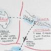 A thumbnail of 'Journey from Malaysia to Turkey via Australia'