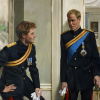 A thumbnail of 'Prince William (later Duke of Cambridge) and Prince Harry (later Duke of Sussex) by Nicky Philipps'
