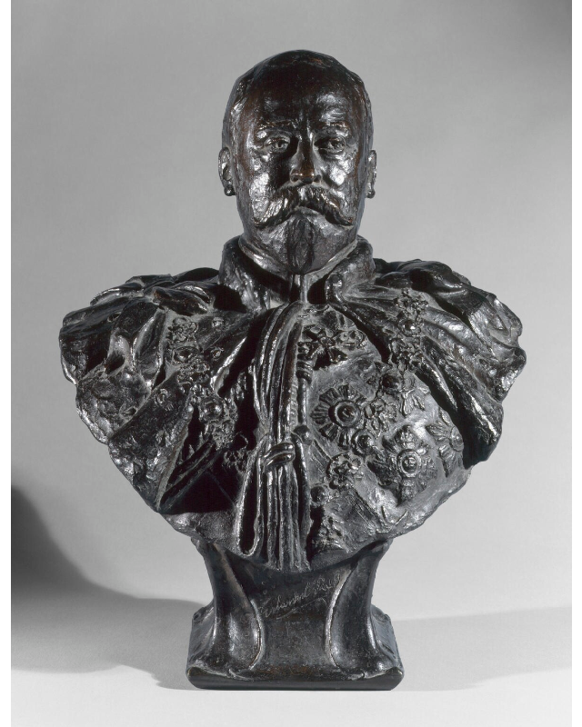 Edward VII by Sydney March