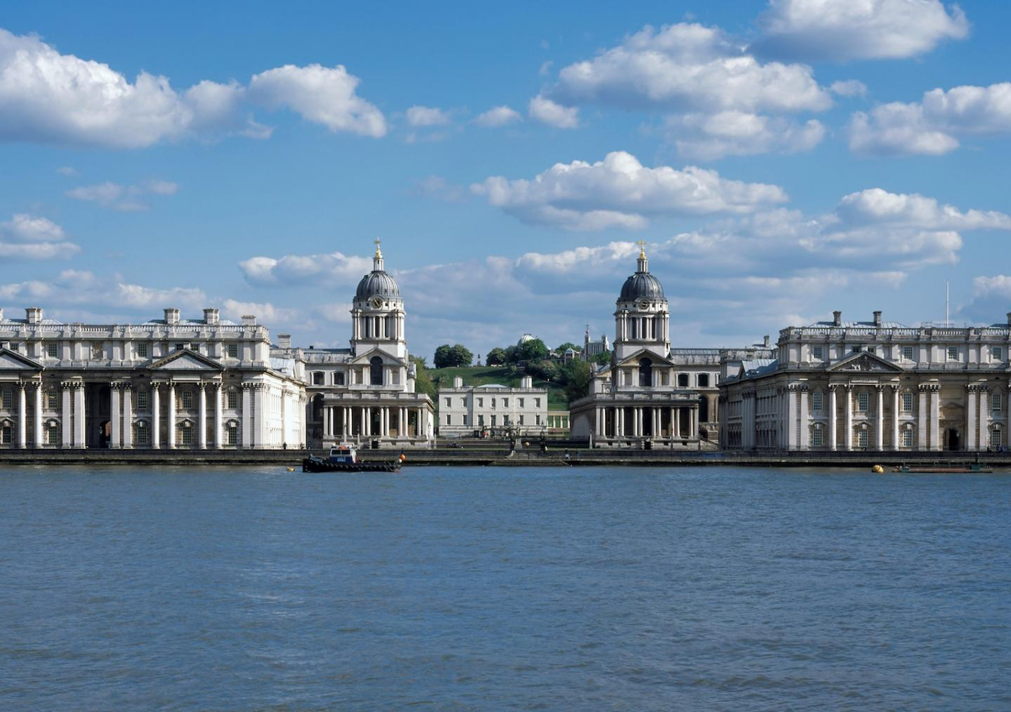 Old Royal Naval College, Canaletto View © Old Royal Naval College