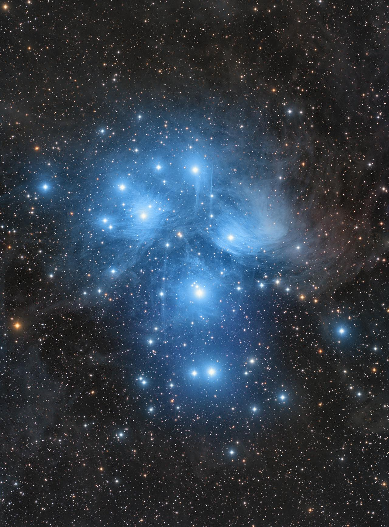 SN-38627-22_The Pleiades – Two Panel Mosaic © Steven Milne, Barry Wilson.jpg