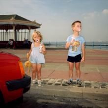 New Brighton, Merseyside, 'Last Resort, 1983-85 © Martin Parr / Magnum Photos