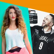 Abandoman and Kelly Convey at Cutty Sark Theatre