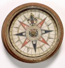 Compass from the National Maritime Museum Astronomical and navigational instruments collections